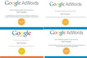 GooglePrüfungen