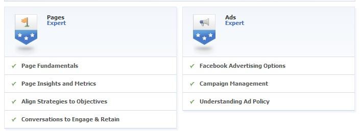 Certification of Facebook